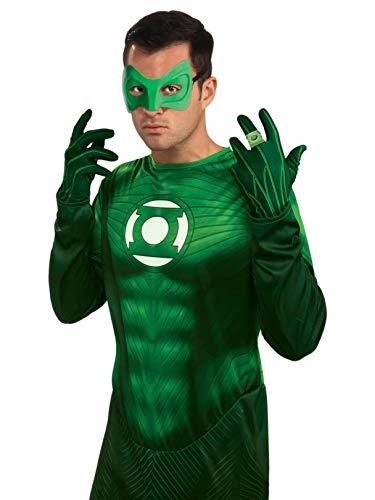 Rubie's  Costume Green Lantern Adult Gloves, Green, One Size]()