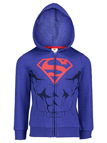 DC Comics (823592SUM) Superman Boys Fleece Hoodie with