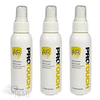 Pro Touch Remover Vinculación + Tape Solucionador de banda 118 ml spray All in One para