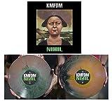 KMFDM - NIHIL 2018 REMASTER Exclusive Limited Edition Hand Colored 2X LP Vinyl (Various Colors, Each Unique)