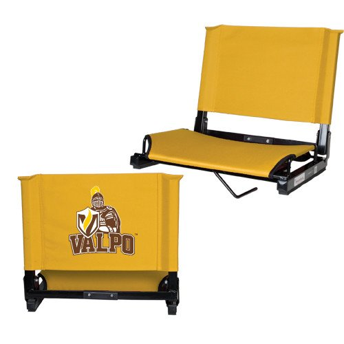 Valparaiso Stadium Chair Gold 'Official Logo' by CollegeFanGear
