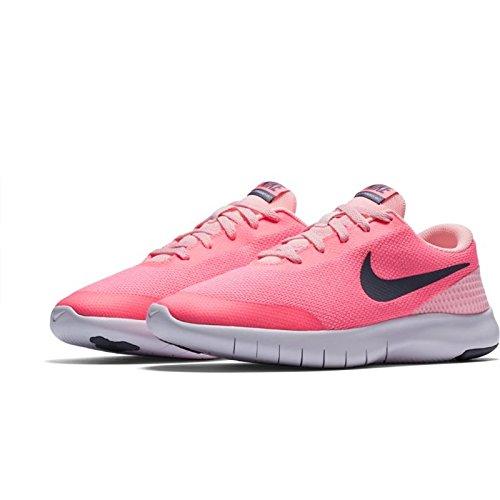Nike Kids Flex Experience RN 7 (GS) Arctic Punch LT Carbon Sunset Size 3.5