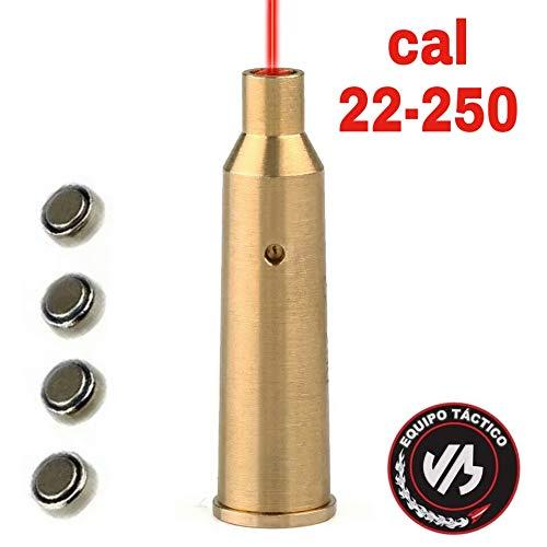 Alineador Cal .22 Regimador Colimador Laser 22-250