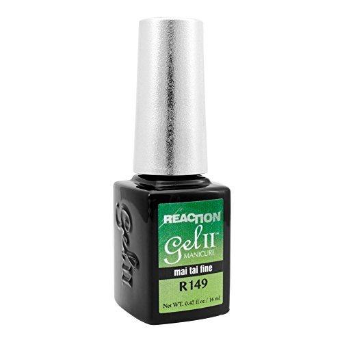 GEL II Reaction REMIX Color Change Nail Mood Polish Soak Off