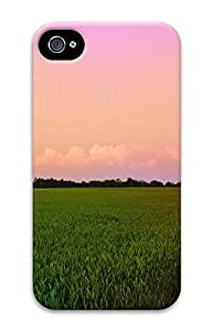 iPhone 4 4S Case Best Sunset Nature 3D Custom iPhone 4 4S Case Cover