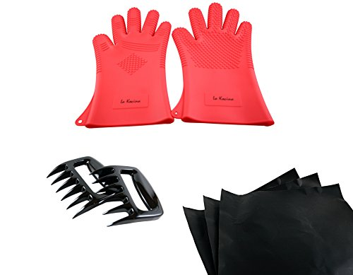 Silicone Gloves Shredder Bundle Kocina product image