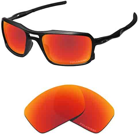 71ec978608ce3 Tintart Performance Lenses Compatible with Oakley Triggerman Polarized  Etched