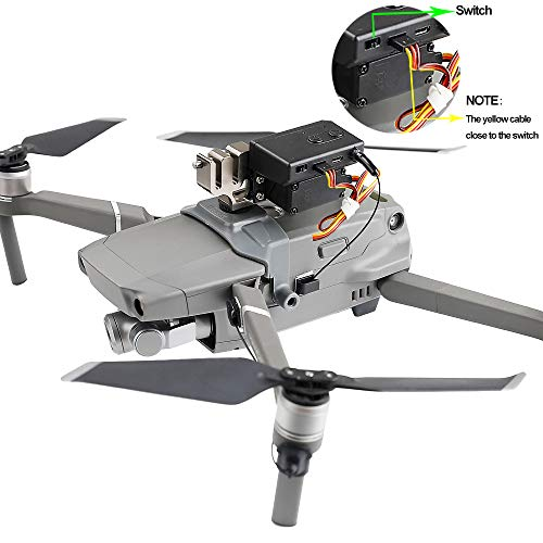 Drone Clip Payload Delivery Transport Release Carrying Device for DJI Mavic Air