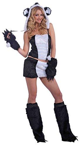 Sexy Panda Costume (Md/Lg) (Sexy Panda Costume)