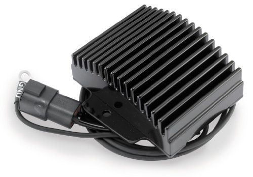 Cycle Electric Electronic Voltage Regulator Black CE-606 (Cycle Electronics)