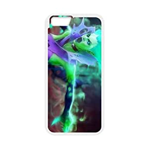Dota2 DEATH PROPHET iPhone 6 Plus 5.5 Inch Cell Phone Case White 82You388709