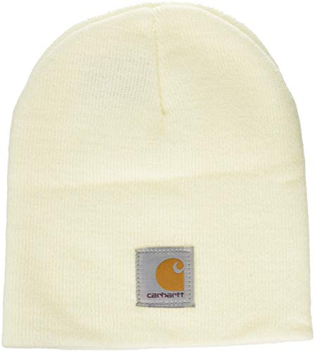 Carhartt Women's Acrylic Knit Hat, Winter White, -
