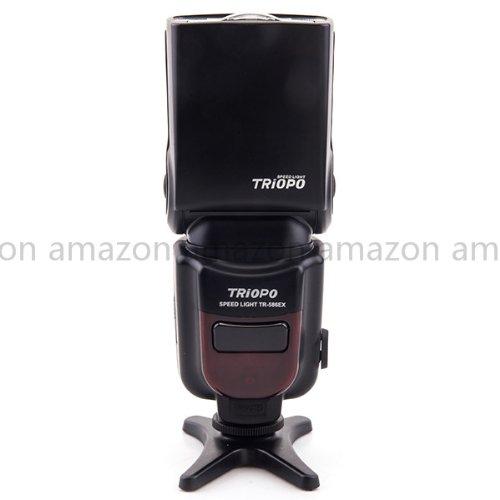 TRIOPO TR-586EX Wireless Flash Mode TTL Speedlite For Nikon as YN-565EX D3400 D500 D5 D7200 D810A D5500 D750 D810 D4S D3300 Df D5300