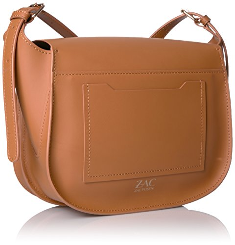 SADDLE CAMEL Camel ZAC Zac Posen ICONIC EARTHA vvF4zApnq