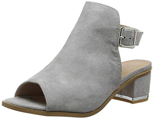 Grigio Grigio Grigio 4 New Wide Vampire Grey Grey Grey Grey Stivaletti Donna Mid Look Foot x4gFxTq