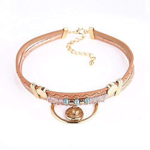Diamondo Vintage Boho Necklace, European Chic