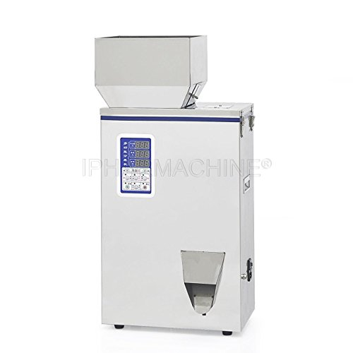 CapsulCN 110V FZZ-5 Auto Weighing and Filling Machine Powder & Granule Dispenser (1-500g)