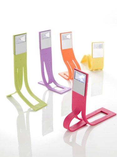 20 opinioni per Brandani 56424 Segnalibro modellabile con luce, silicone, colori assortiti