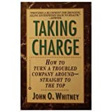 Taking Charge, John O. Whitney, 0446393894