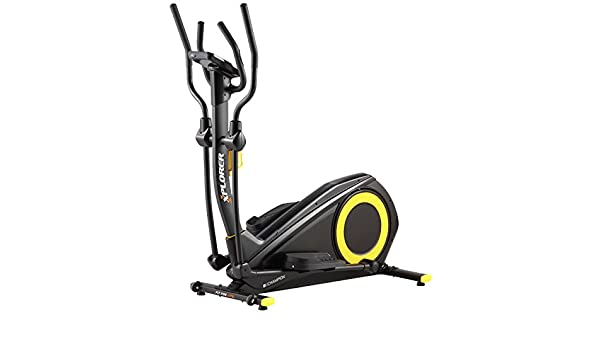 Xplorer Champion Premium Elliptical Crosstrainer Machine: Amazon.es: Deportes y aire libre