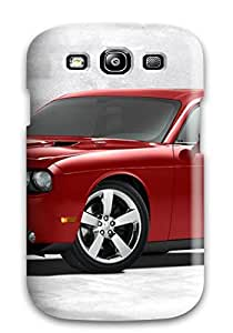 New Shockproof Protection Case Cover For Galaxy S3/ 2010 Dodge Challenger Car Case Cover