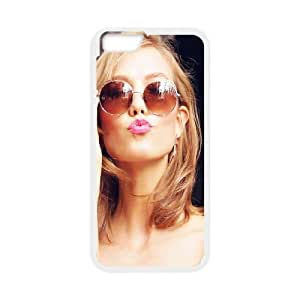 iPhone 6 4.7 Inch Cell Phone Case White hg30 sunglass model karlie kloss cute beauty V1D2GZ