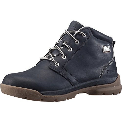 Helly Hansen W Zinober, Botas de Protección para Mujer Negro (Black / Feather Gray / Sp)