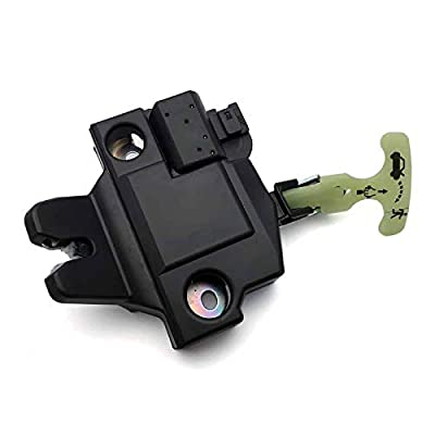 CBK Trunk Lid Latch Power Door Lock Actuator with Keyless Entry for Toyota Camry 2007-2011 64600-06010 64600-33120: Automotive