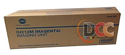 Genuine Konica Minolta Bizhub C200 Magenta Imaging Unit IU212M