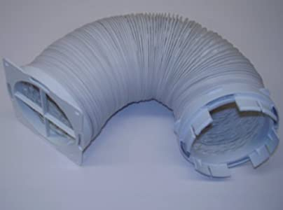 Tumble dryer vent hose for white knight 3kg 38aw. I recently moved house and left the whole vent hose behind. This is the kit you will need to connect the ... & Knight Tumble Dryer Vent Hose to Fit All Crosslee Compact Small ...