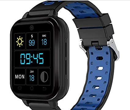 Amazon.com: Bond 4G WiFi Smart Watch Android 6.0 MTK6737 ...