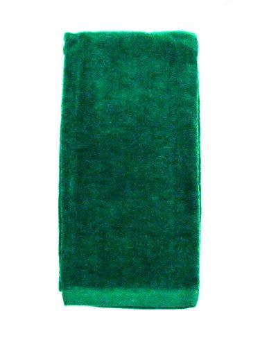 100% Terry Velour Cotton Hemmed Tri-Fold Golf Towel,16