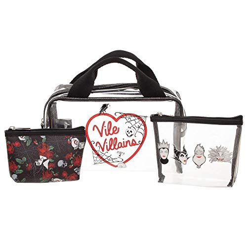 Disney Villains Makeup Bags Disney Travel Bags Disney Villains Gift - Disney Villains Bags Disney Villains Gft]()