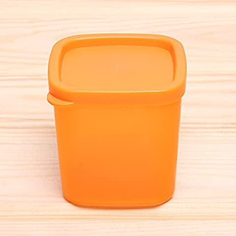 Fanmeili CF1120 Cereal Container, Orange
