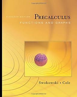 student solutions manual for swokowski cole s precalculus functions rh amazon com
