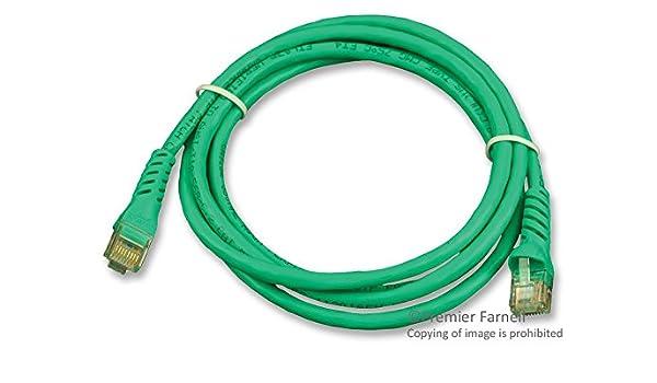 Cat5e Snagless RJ45 Plug RJ45 Plug 1.5 m Green SANOXY Network Cables SNX- SPC21994 Network Cable 5 ft