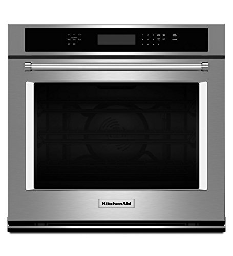 KitchenAid KOSE500ESS KOSE500ESS 30 Stainless Convection Single Wall Oven
