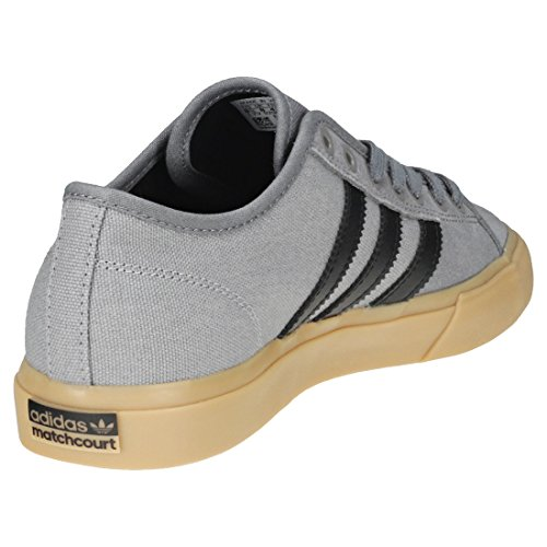 Grey Matchcourt gum4 Rx Black core F17 Baskets Hommes Adidas Four dIzwqz