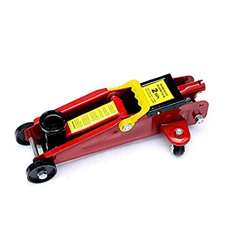 Amazon.com: 2 Ton Mini T30 Portable Floor Jack Vehicle Car Garage Auto Small Hydraulic Lift S84324: Home Improvement