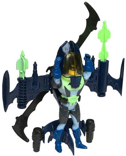 Mezco Toys One:12 Collective: Batman Ascending Knight Black Variant Action Figure
