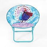 Disney Frozen 23' Saucer Chair, Purple