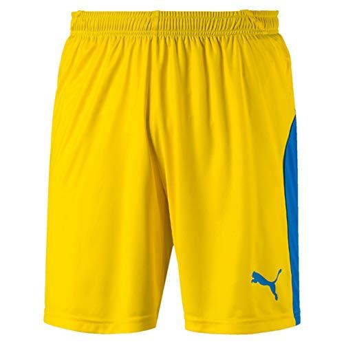 Liga Yellow blue Cyber Hose elec Puma Homme Shorts SAHx7