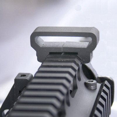 Ultimate Arms Gear Machined Aluminum Sling Mount With System Rifle Shotgun Gun Mount Base - Fits Slings Up To 1 1/2