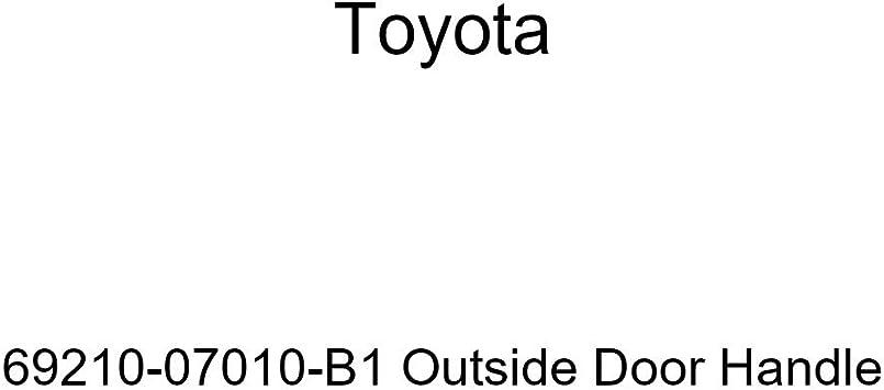 Toyota 69210-07010-B1 Outside Door Handle