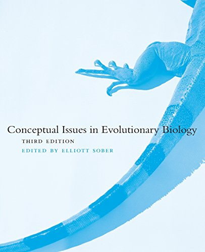Conceptual Issues in Evolutionary Biology (A Bradford Book)