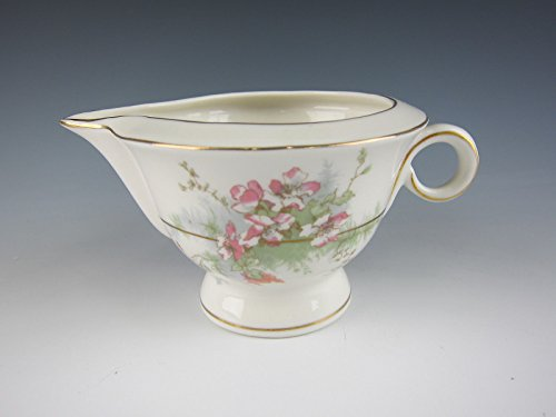 Haviland China APPLE BLOSSOM Creamer EXCELLENT