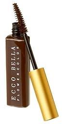 Ecco Bella All Natural Brown FlowerColor Mascara for Stunning, Flirtatious, Longer Lashes .38 ounce