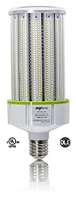 120W LED Corn Light Bulb Replaces HID/Hps Mogul Base E39 UL and DLC Certified