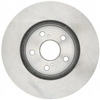 ACDelco 18A1485A Advantage Non-Coated Front Disc Brake Rotor: Automotive