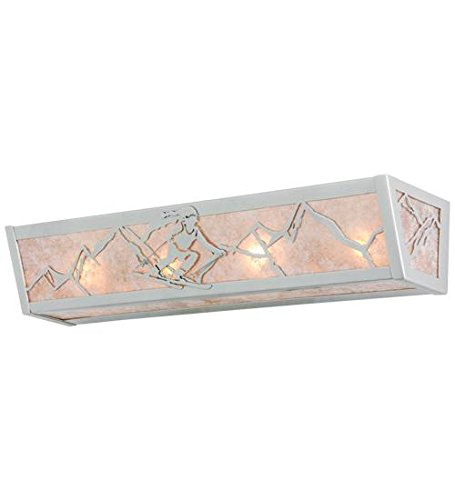 - Meyda Tiffany 14377 Alpine Vanity Light Fixture, 24